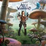Alice vai botar pra quebrar