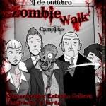 Zombie Walk Campinas 2010 – 31 de Outubro
