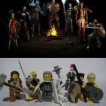 Personagens de Diablo II em Lego