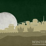 Castelos de Game of Thrones minimalistas