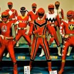 O Museu dos Power Rangers