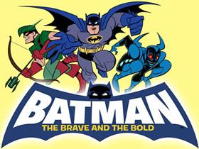 Batman  Os Bravos e Destemidos Sinceramente eu não sei o que aconteceu com  essa série 114413958d5