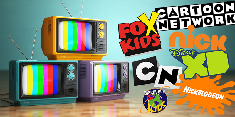 nostalgia fox kids cartoon desenhos animados
