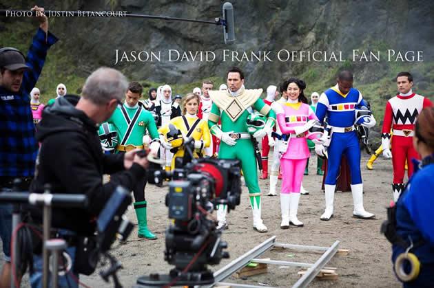 Primeiras imagens do retorno em Power Rangers Megaforce ...
