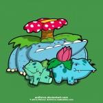 Pokémons meio retardados