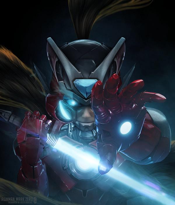 personagens homem de ferro 03