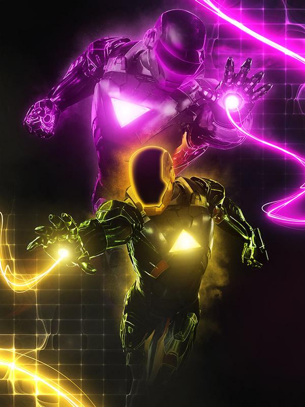 personagens homem de ferro 07