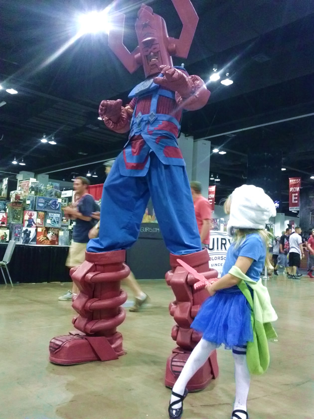 cosplay galactus zona nerd