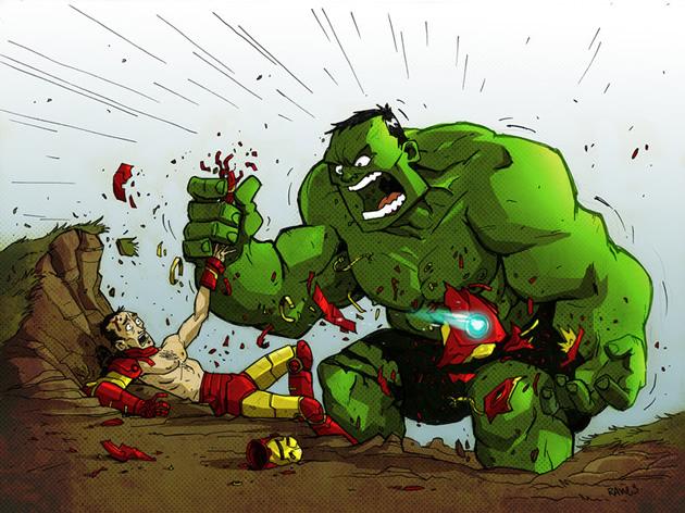 hulk contra o mundo 01