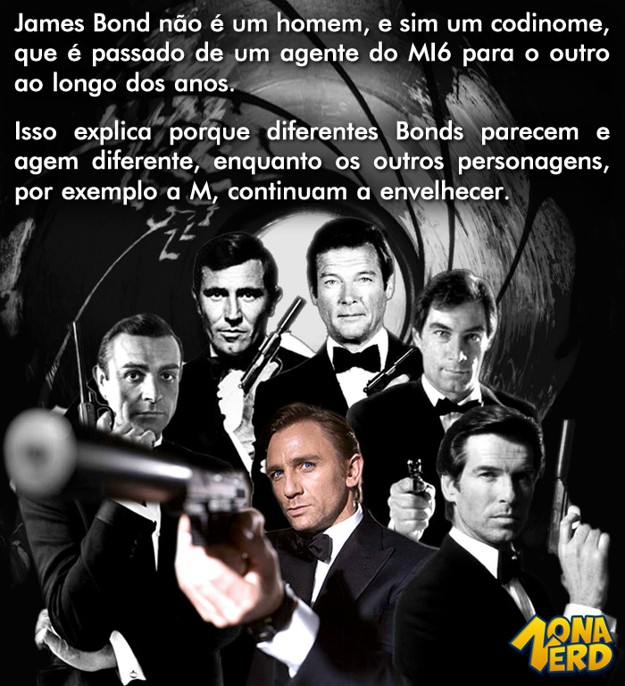 a verdade sobre james bond