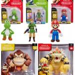 Anunciada nova coleção de action figures da Nintendo