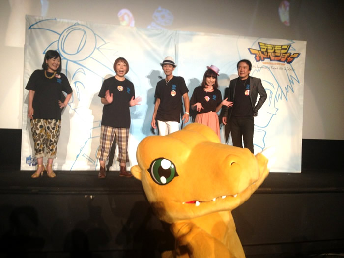 digimon nova series zona nerd evento