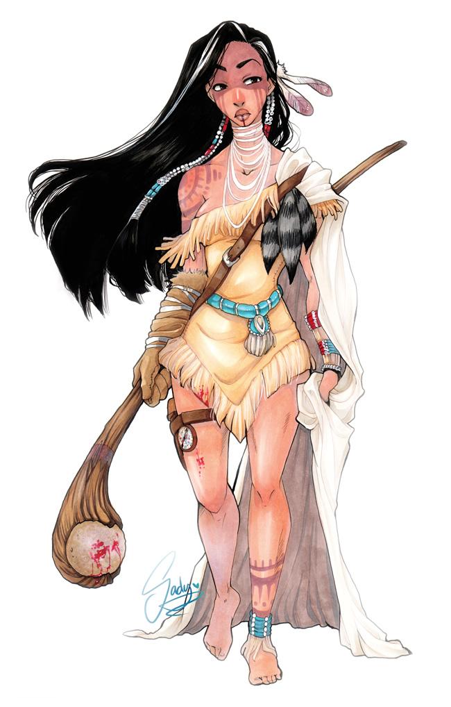 princesas disney medieval guerreiras 3