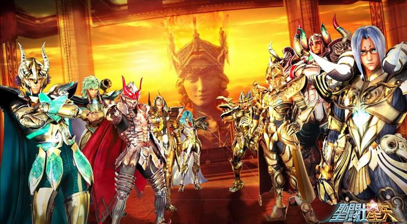 resenha cavaleiros zodiaco lenda santuario 2