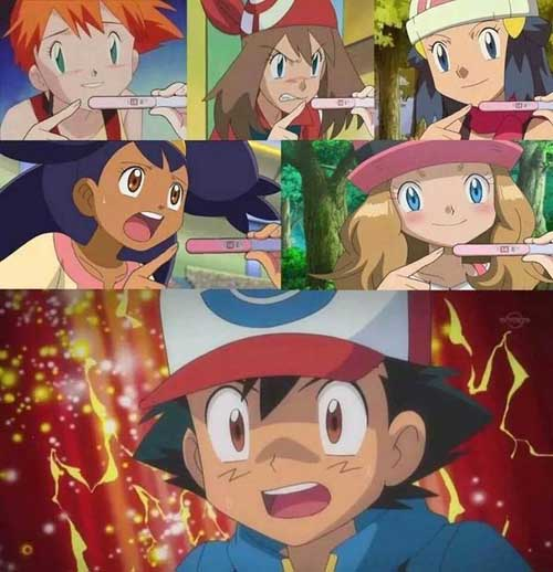 pregnancy-test-meme-ash-pokemon