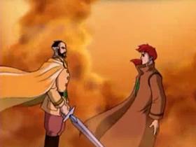 zona nerd desenhos filmes highlander