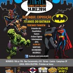 Comic City Party 2014 – Encontro de colecionadores de Campinas