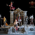 Figuras incríveis customizadas de personagens do Diablo III