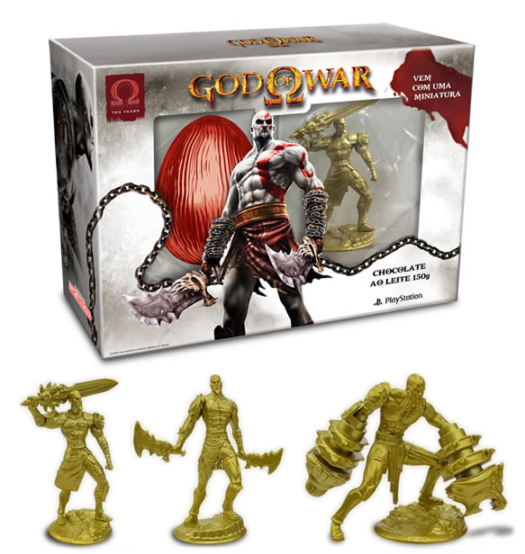 pascoa zona nerd 02 god of war