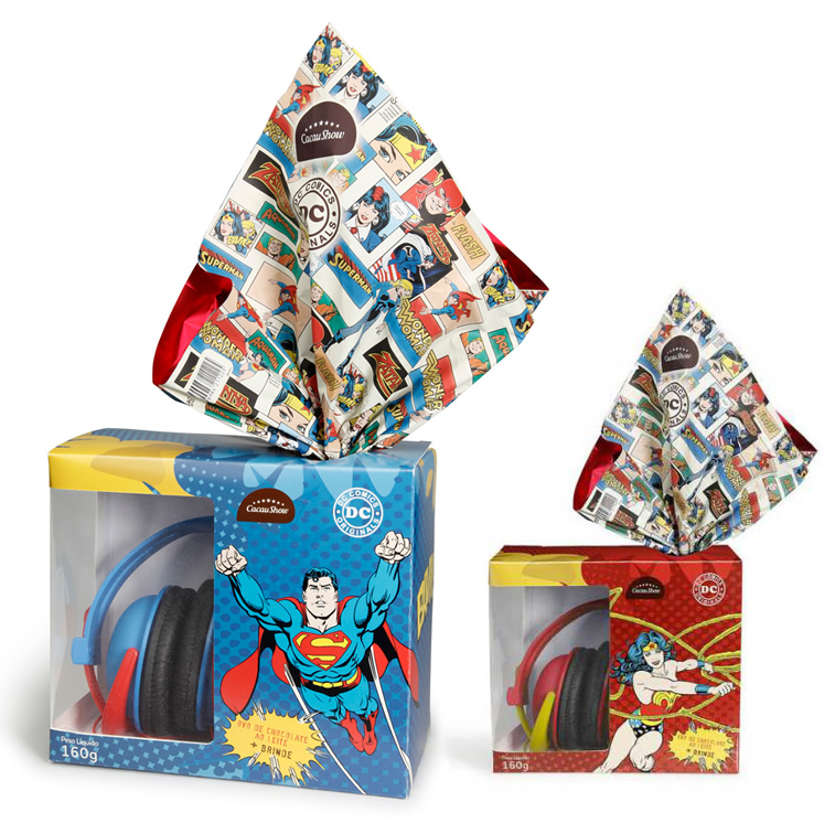 pascoa zona nerd 12 superman