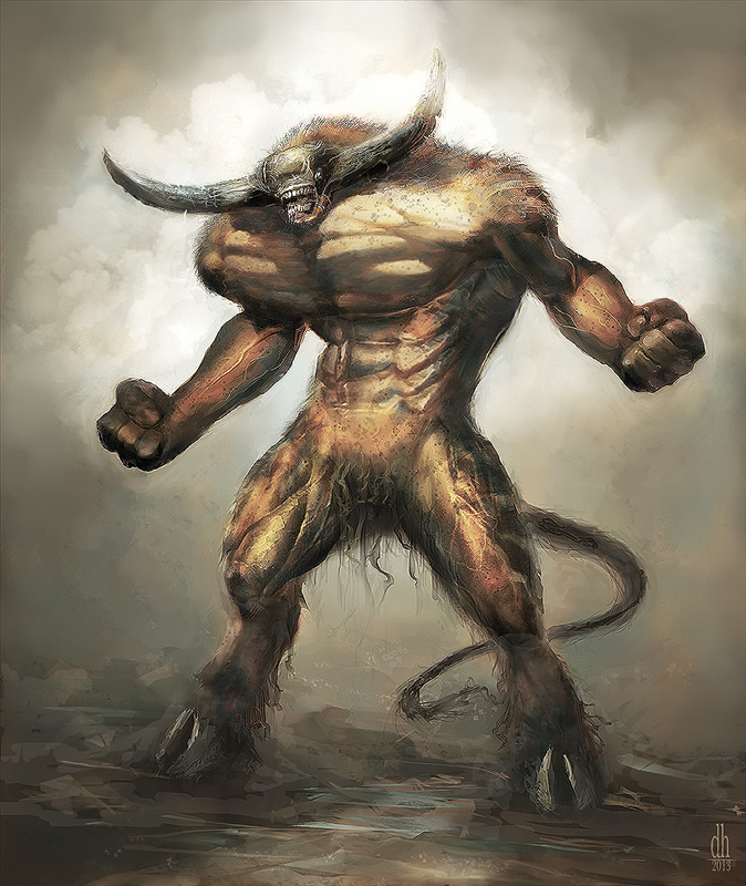signo monstros 02 taurus