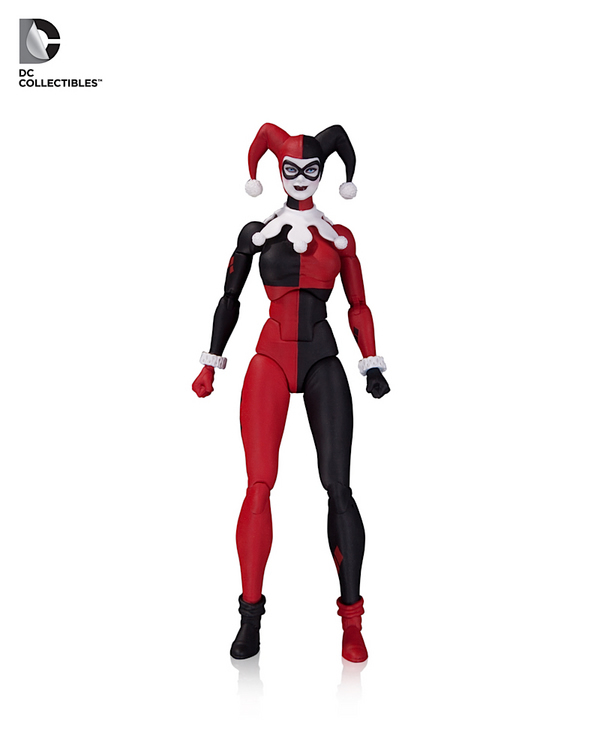 dc icons action figure 04 harley quinn