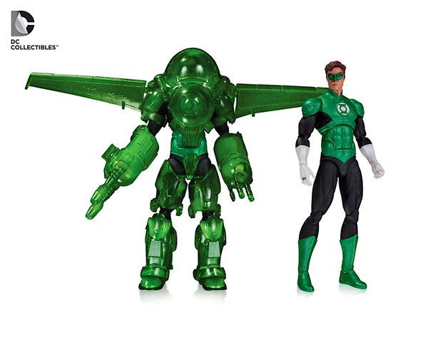 dc icons action figure 06 hal jordan