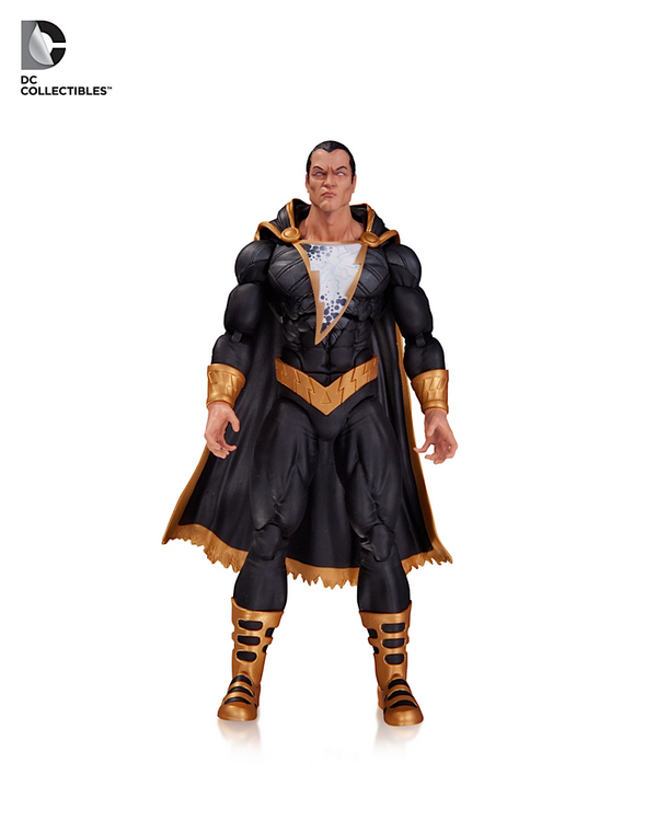 dc icons action figure 07 black adam