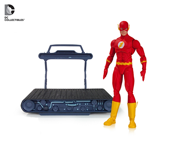 dc icons action figure 08 theflash