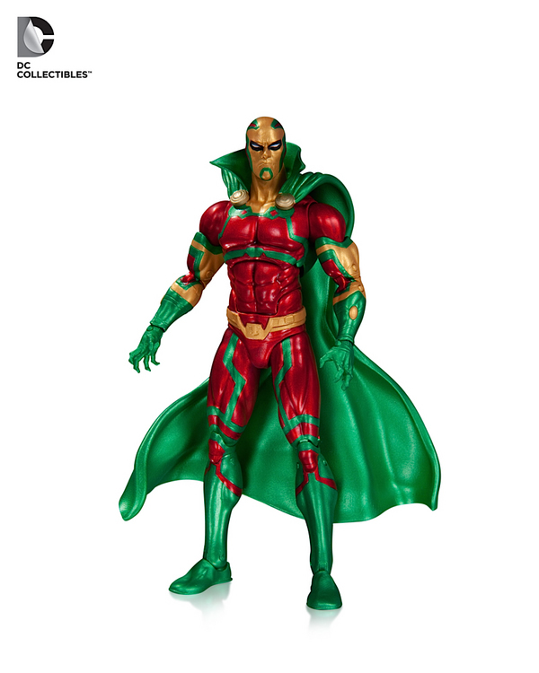 dc icons action figure 11 mister miracle