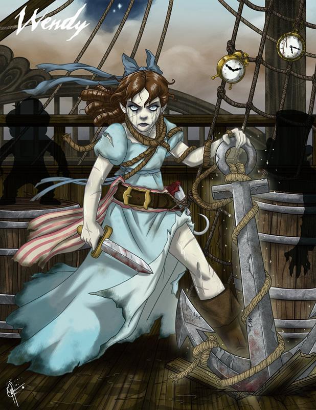 twisted princess 04 zona nerd wendy