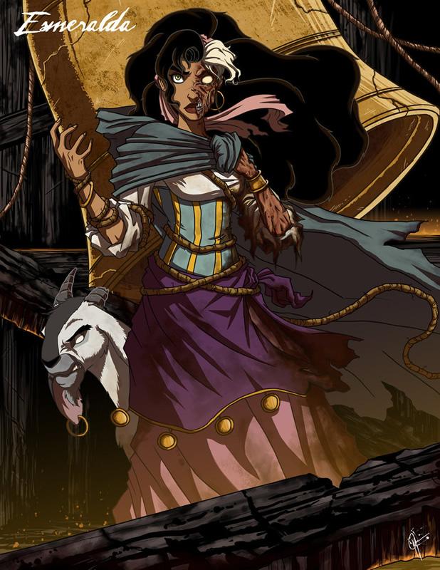twisted princess 06 zona nerd esmeralda