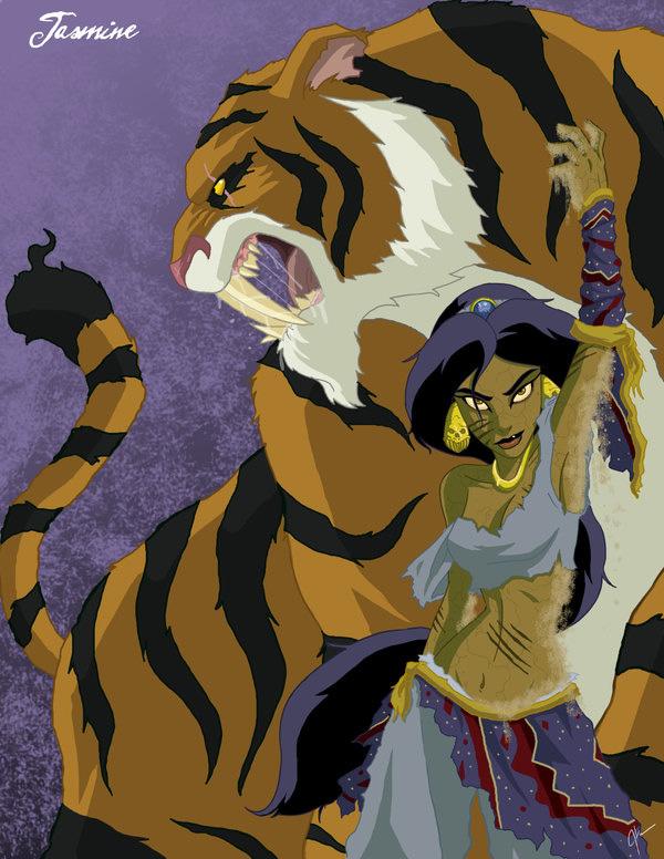 twisted princess 16 zona nerd jasmine