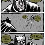 Se fosse Batman vs. Mulher Maravilha, aí o problema era outro