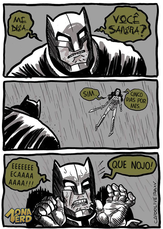 do you bleed comic