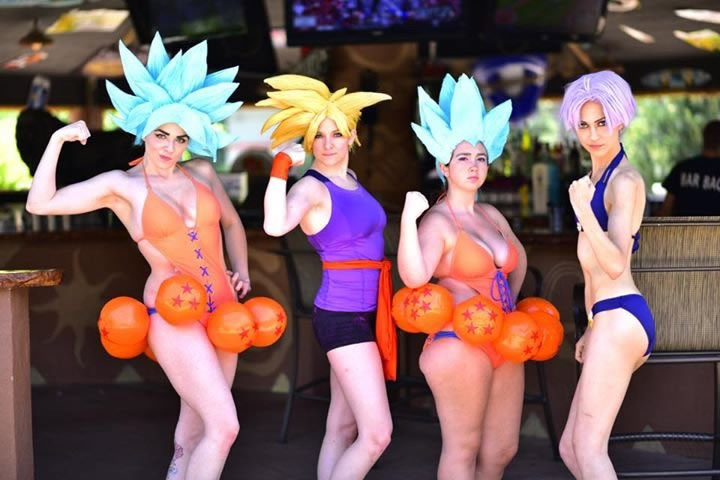 Colossalcon O Evento De Cultura Pop No Parque Aquatico Zona
