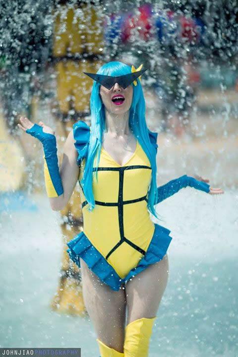 evento cultura pop anime parque aquatico 09