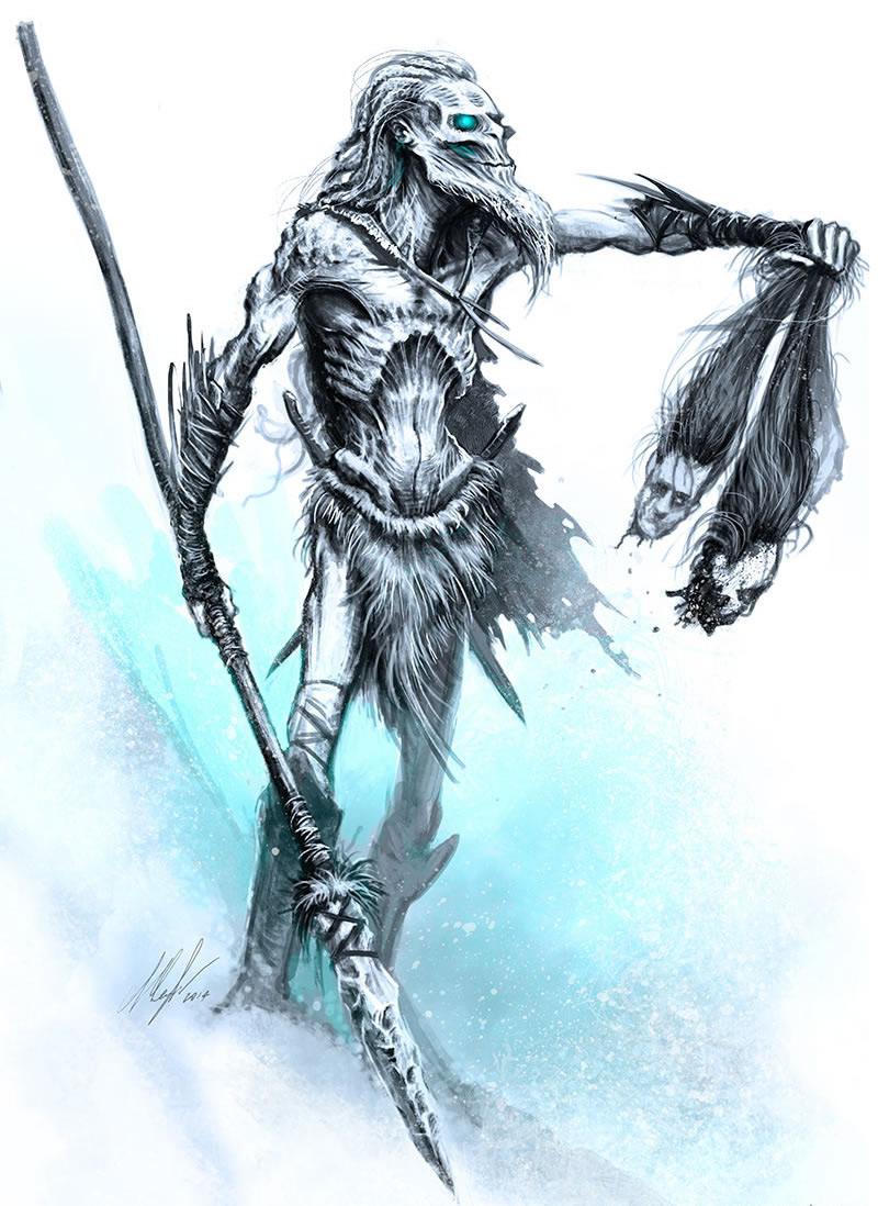 game of thrones perdessem white walker 08 white walker