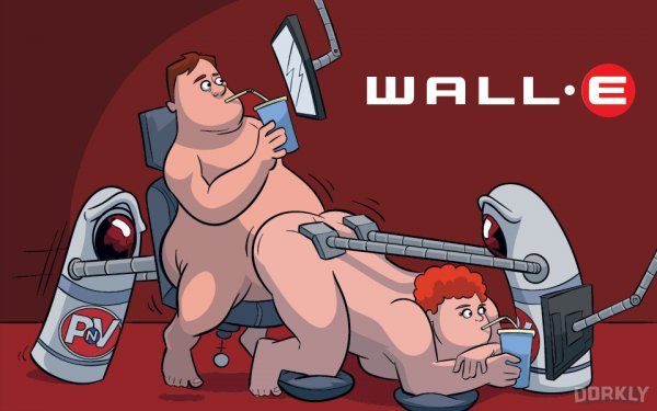sexo filme pixar 01 wall e