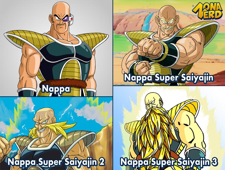 Nappa Super Saiyajin