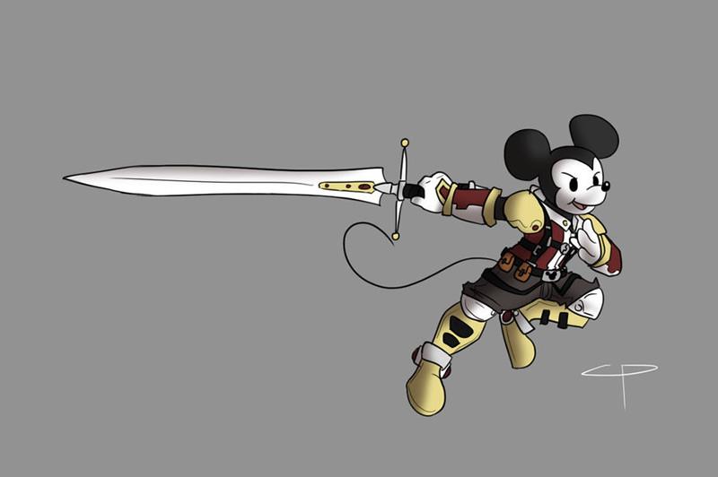 guerreios disney personagens guerra 13