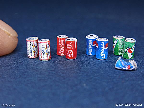 satoshi araki miniaturas diorama 10