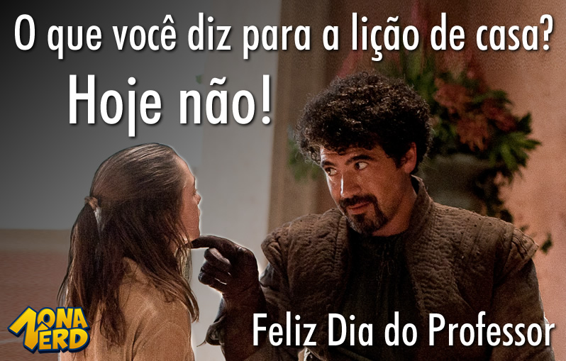 dia do professor syrio forel zona nerd