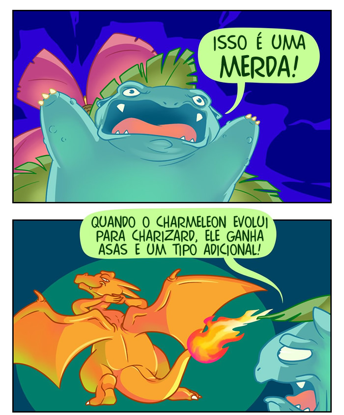 evolucao pokemon venusaur 1