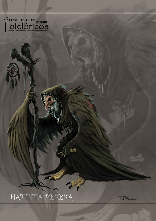 guerreiros folcloricos 6 matinta