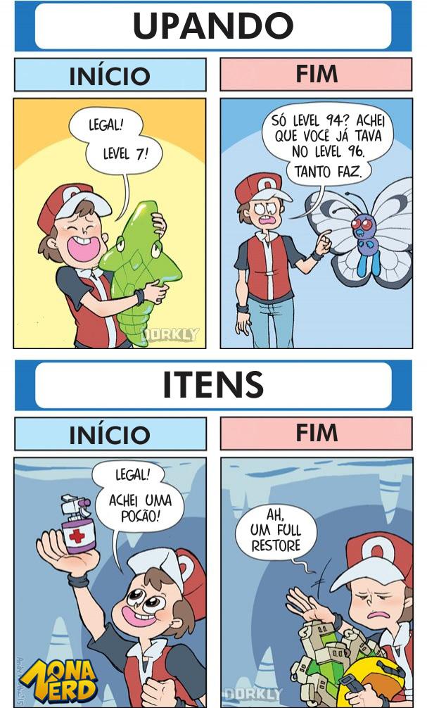 pokemon difereca inicio fim 1