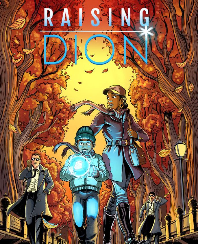 raising dion zona nerd
