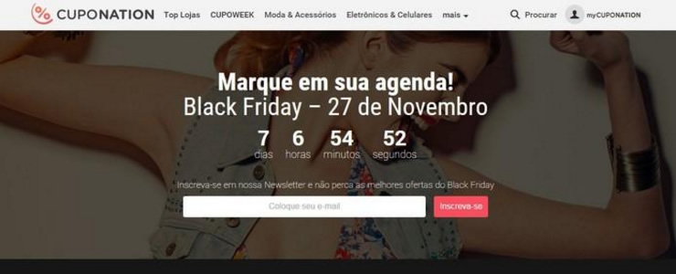 black friday cuponation promocao