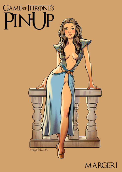 game of thrones pin up 02