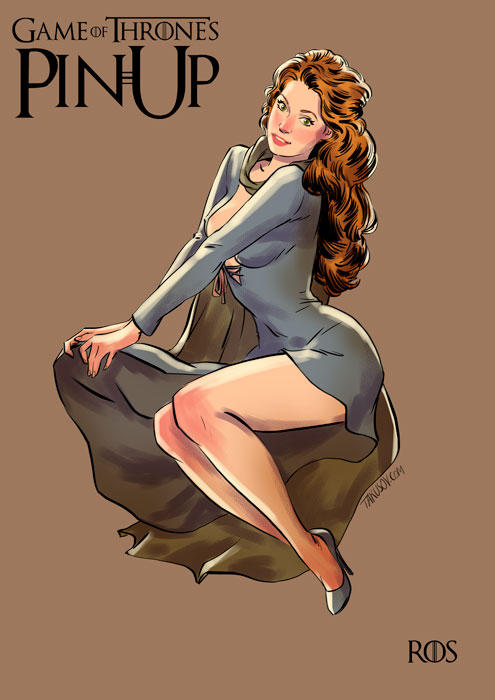 game of thrones pin up 10